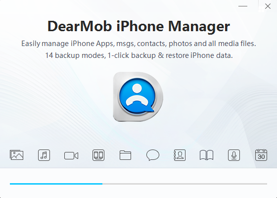 DearMob تطبيق جديد بديل لتطبيق ITunes على اجهزة الكمبيوتر 5