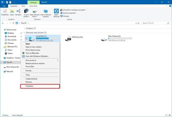 كيف تقوم بحذف مجلد Windows.old من على جهازك بشكل كامل 6