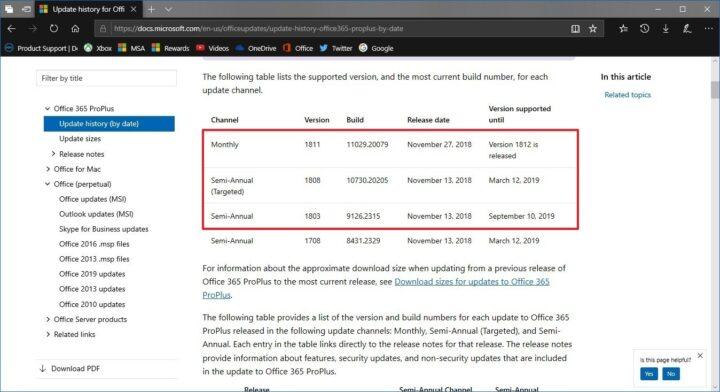 كيف تقوم بتثبيت تحديثات Microsoft Office بشكل يدوي على ويندوز 10 5