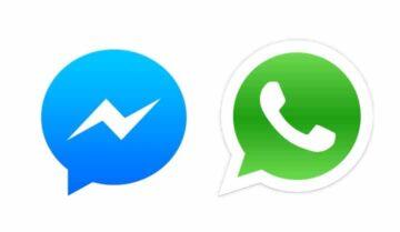كيفية حذف رسائل whatsapp و Messenger بشكل نهائي