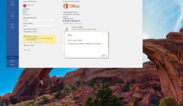 كيف تقوم بتثبيت تحديثات Microsoft Office بشكل يدوي على ويندوز 10