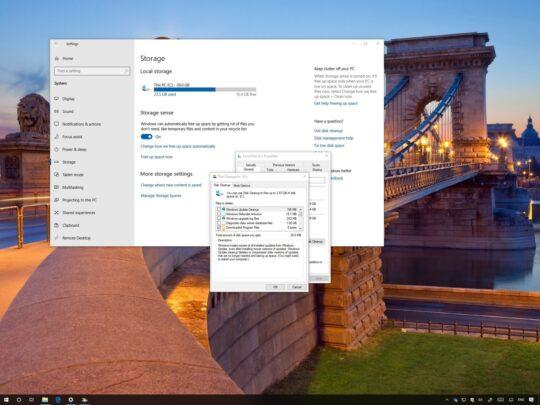 كيف تقوم بحذف مجلد Windows.old من على جهازك بشكل كامل 1