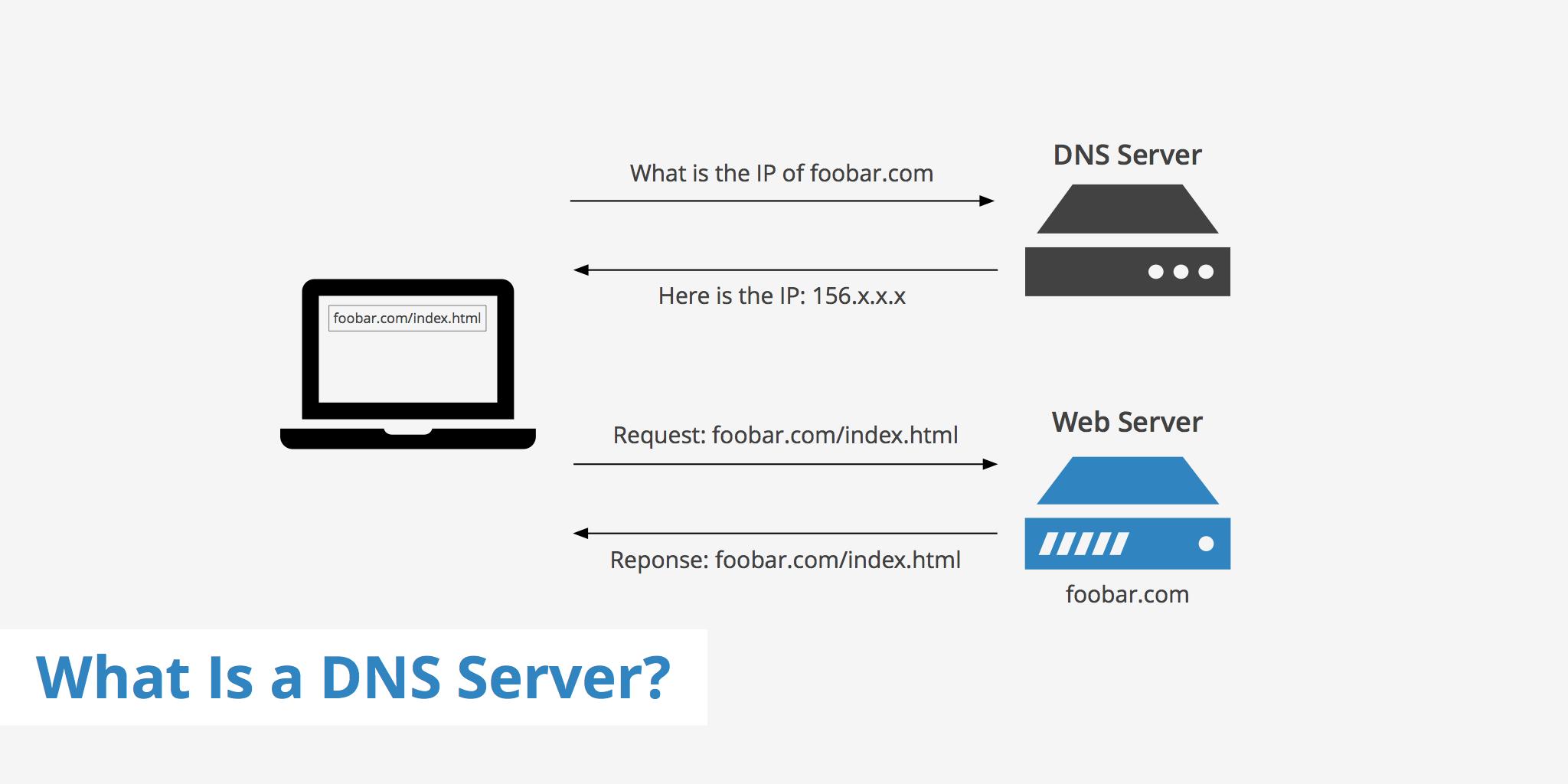 ما معنى DNS