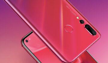 هاتف Huawei Nova 4 المواصفات و المميزات مع السعر 1