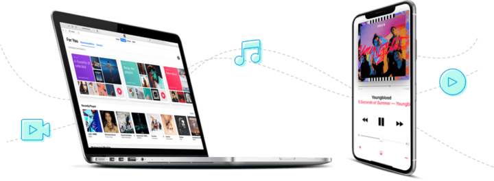 برنامج (iSkysoft Transfer (iOS لنقل المحتوى من الآيفون إلى الكمبيوتر بدون الآيتونز 1