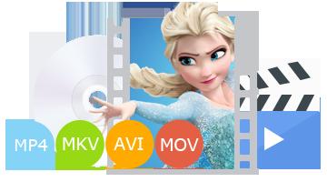 تحميل النسخة المجانية لبرنامج WinX DVD Ripper لنسخ أقراص DVD و تحويلها إلى صيغ مختلفة كثيرة 2