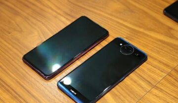 تسريبات عن هاتف Vivo NEX S2 بدون حواف بالكامل وبشاشتين