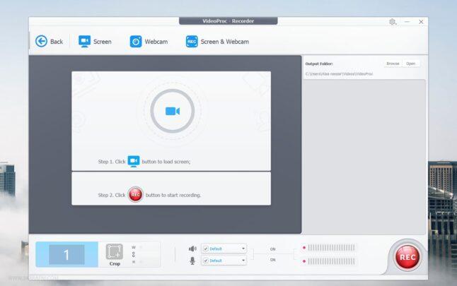 تعرف علي محرر الفيديوهات VideoProc لتعديل وتحويل صيغ الفيديوهات 8