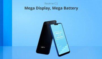 مواصفات Realme C1 مع المميزات والعيوب والسعر