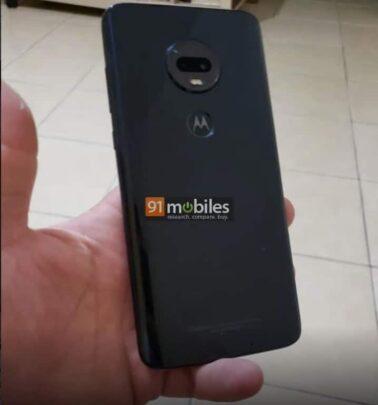 تسريب وصور لهاتف Moto G7 Plus 2