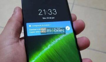تسريب وصور لهاتف Moto G7 Plus 5