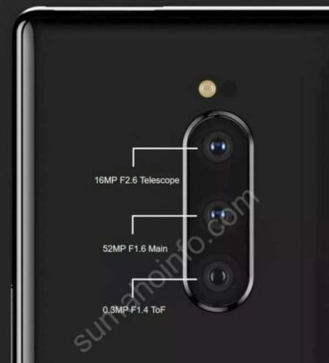 هاتف Sony Xperia XZ4 يأتي بكاميرا 52 ميجابكسل 2