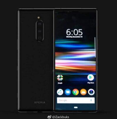 هاتف Sony Xperia XZ4 يأتي بكاميرا 52 ميجابكسل 1