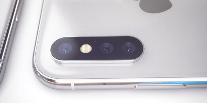 هاتف iPhone بثلاثة كاميرات 1