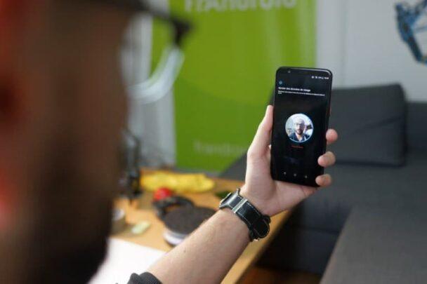 تقنية تعرف على الوجه أكثر آماناً مع Android Q 2