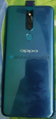 أول صور تظهر لهاتف Oppo F11 2