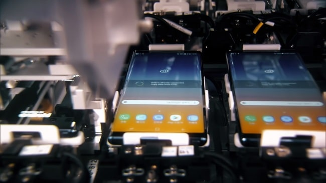 هاتف Galaxy S10 يدخل مرحلة التصنيع للجمهور 2
