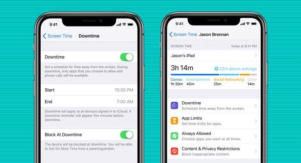 أفضل تطبيقات لتتحكم في هاتف طفلك 2