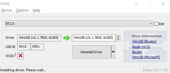استعمل جهاز تحكم Playstation على جهاز الكمبيوتر بنظام Windows 10 6