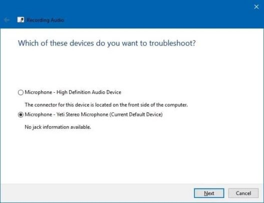 مسجل صوت Voice Recorder مجاني و خاص بنظام ويندوز Windows 10 مع الشرح 14