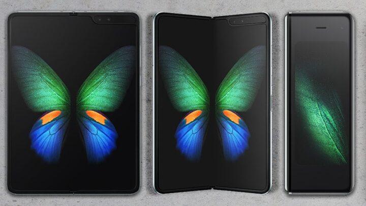 Galaxy Fold الهاتف القابل للطي قادم من المستقبل 2