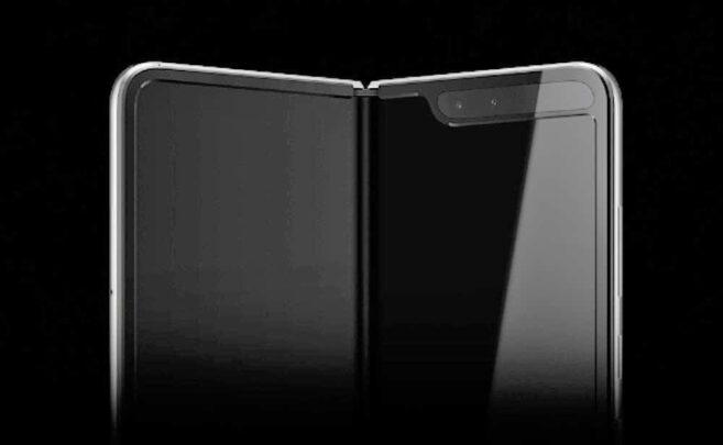 Galaxy Fold الهاتف القابل للطي قادم من المستقبل 5