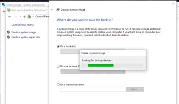 كيف تحتفظ بنسخة احتياطية Backup من نظام تشغيلك على فلاش ديسك USB