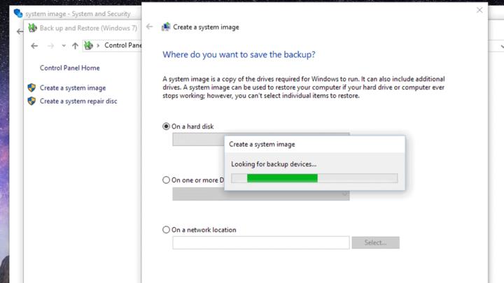 كيف تحتفظ بنسخة احتياطية Backup من نظام تشغيلك على فلاش ديسك USB 1