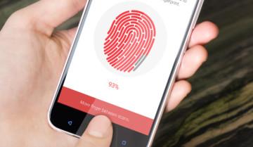 كيف تقوم بحماية ملفاتك و تطبيقاتك بإستخدام ماسح بصمات الأصابع 2019 3