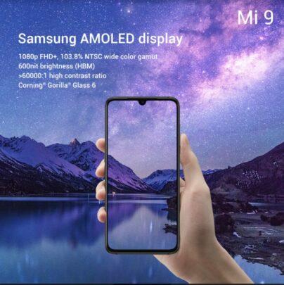 Xiaomi Mi9 المواصفات و المميزات و السعر بشكل رسمي 6