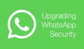 تحديث WhatsApp يستفيد من مستشعر البصمة لهواتف iPhone 2