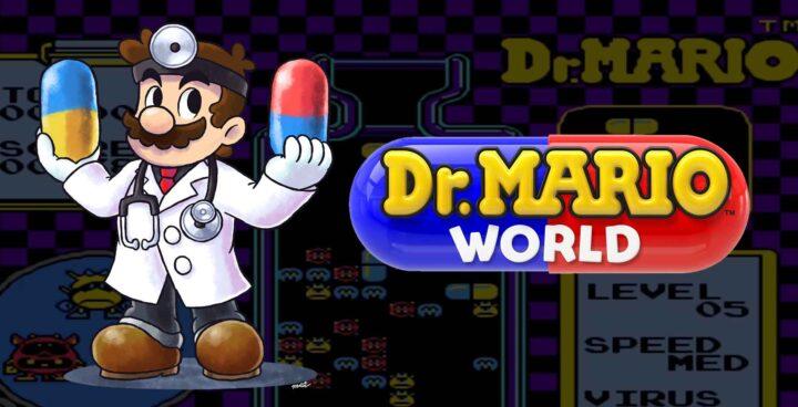 لعبة Dr. Mario World قادمة لهواتف IOS و Android 1