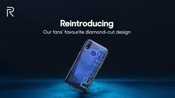 معلومات جديدة عن هاتف Realme 3 1