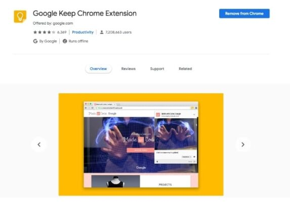 5 إضافات يجب عليك أن تحملها لـ Chrome 2
