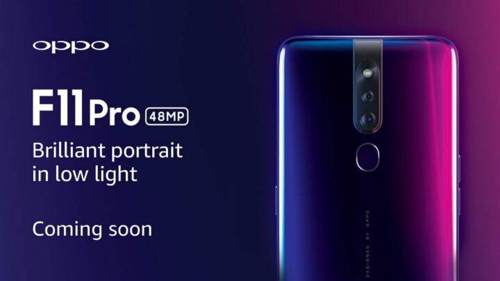 Oppo F11 Pro المواصفات و المميزات مع السعر 1