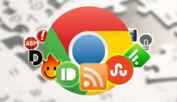 5 إضافات يجب عليك أن تحملها لـ Chrome 19