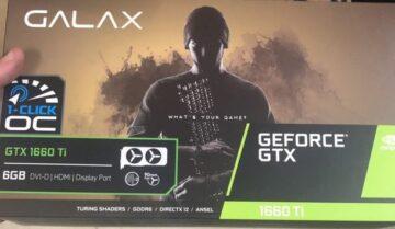 ظهور أول إختبارات لبطاقة GTX 1660ti 4