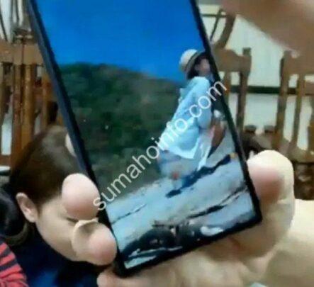 أول صورة حقيقية لهاتف Sony Xperia XA3 2