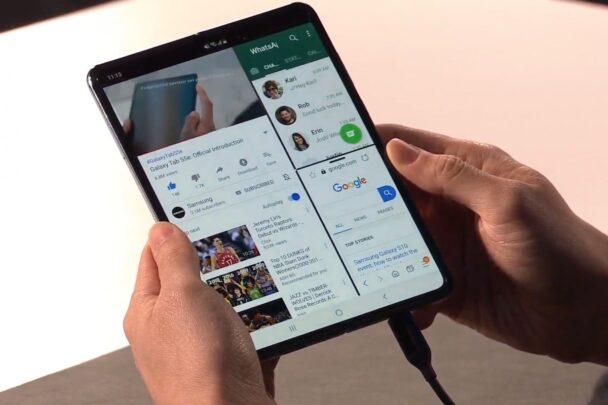 مواصفات هاتف Galaxy Fold أغلى هاتف في السوق 4