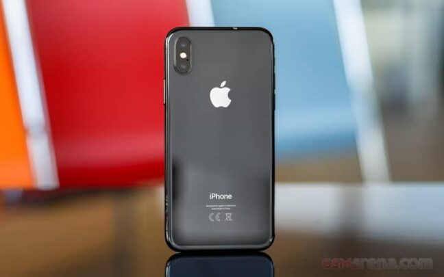 بيع هواتف iPhone X بسعر 770$ 1