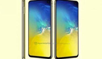 تسريب سعر Galaxy S10e وألوانه 6