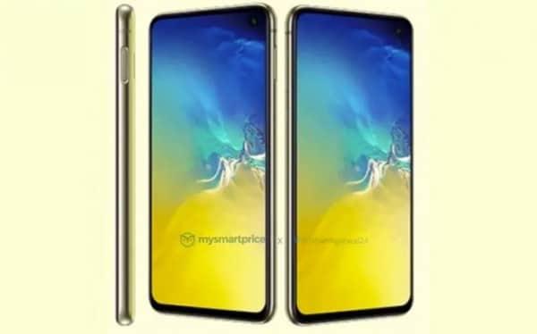 تسريب سعر Galaxy S10e وألوانه 1