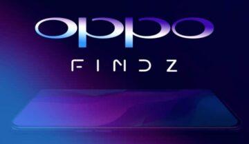 تسجيل علامة Find Z من قبل شركة Oppo 2