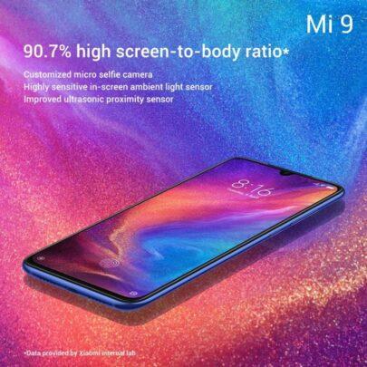 مميزات هاتف Xiaomi Mi 9 القادم 1