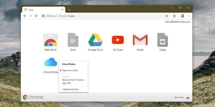 كيف تستخدم برنامج iCloud Notes على ويندوز 10 3