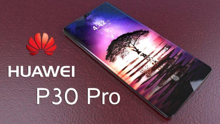 الكشف عن Huawei P30 في نهاية مارس القادم 2
