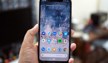 الإعلان رسمياً عن هاتف Nokia 8.1 بمساحة جديدة 6