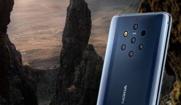 الإعلان رسمياً عن Nokia 9 أول هاتف رائد ب5 كاميرات 4
