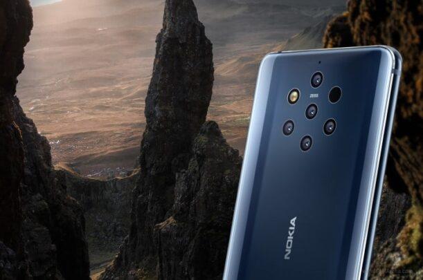 الإعلان رسمياً عن Nokia 9 أول هاتف رائد ب5 كاميرات 1