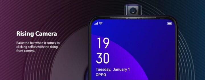 تسريب كامل لمواصفات OPPO F11 Pro 1